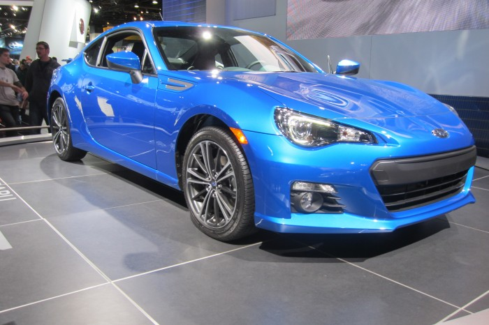 Best of Show: Subaru BRZ