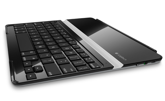 Logitech Ultrathin Keyboard Cover for iPad &#8211; First Impressions