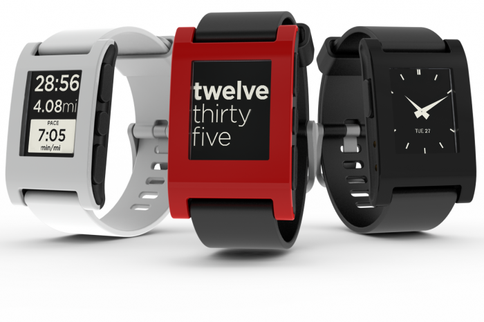 Pebble Digital Watches are a Pretty Neat Idea