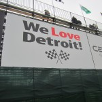 Detroit Belle Isle Grand Prix 2012 - We Love Detroit!