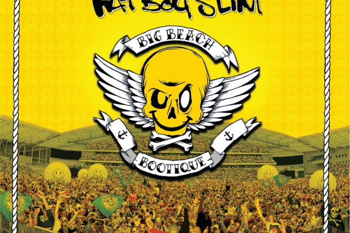 Fatboy Slim in the Cinema: Live From The Big Beach Bootique