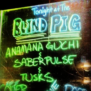 Tonight at The Blind Pig: Anamanaguchi & Sabrepulse & Tusks
